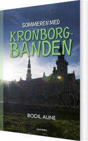 sommeren med kronborgbanden - bog
