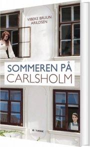sommeren på carlsholm - bog