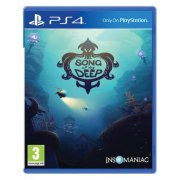 song of the deep (us import) - PS4