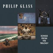 philip glass - songs from the trilogy - Vinyl / LP