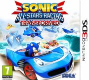 sonic all-star racing: transformed limited edition - nintendo 3ds