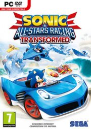 sonic all-star racing: transformed - PC