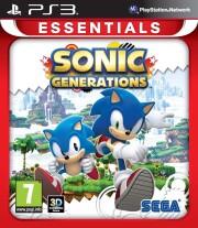 sonic generations (essentials) - PS3