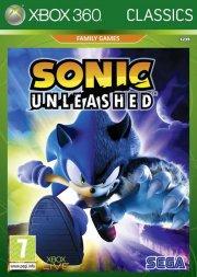 sonic unleashed (nordic) (classics) - xbox 360