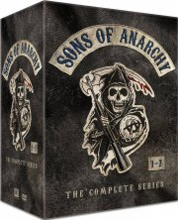 sons of anarchy - sæson 1-7 - DVD