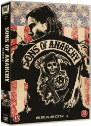 sons of anarchy - sæson 1 - DVD