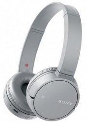 sony whch500h nfc trådløs bluetooth høretelefoner - grå - Tv Og Lyd