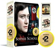 sophie scholl // 71 - into the fire // secrets of state - DVD