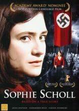 sophie scholl - de sidste dage / die letzten tage - DVD
