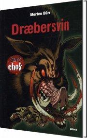 sort chok, dræbersvin - bog