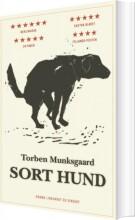 sort hund - bog