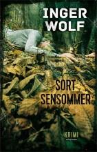 sort sensommer - bog