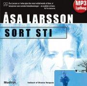 sort sti - CD Lydbog
