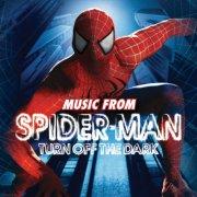 - spiderman: turn off the dark - soundtrack - cd