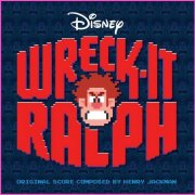soundtrack - wreck-it ralph - cd