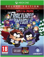 south park: the fractured but whole (deluxe edition) - xbox one