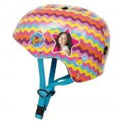soy luna hjelm - cykelhjelm / rulleskøjte hjelm til børn - Udendørs Leg