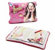 soy luna - secret pillow - pude og dagbog - Diverse
