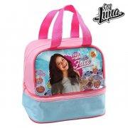 soy luna snack taske - pink og blå - Diverse