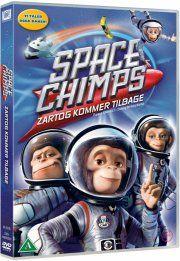 space chimps 2 - zartog kommer tilbage - DVD