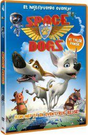 space dogs - DVD