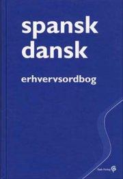 spansk-dansk erhvervsordbog - bog