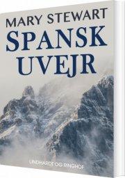 spansk uvejr - bog