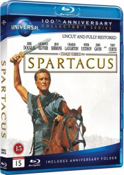 spartacus - 100th anniversary edition - Blu-Ray