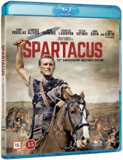 spartacus - 55th anniversary - restored edition - Blu-Ray