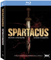 spartacus - blood and sand // gods of the arena - Blu-Ray