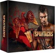 spartacus box - den komplette saga - DVD