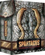 spartacus blu-ray box - den komplette saga - Blu-Ray