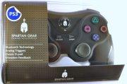 playstation 3 - bluetooth controller - spartan gear - Konsoller Og Tilbehør