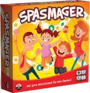 spasmager - spil - Brætspil