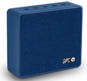 spc 4410a one bluetooth-højttaler 2.1 4w håndfri - blå - Tv Og Lyd