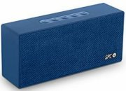 spc 4411a bang bluetooth-højttaler 2.1 2x8w håndfri - blå - Tv Og Lyd