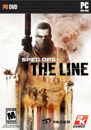 spec ops: the line - dk - PC