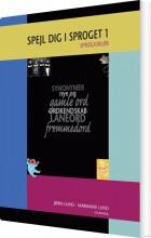 spejl dig i sproget 1 - bog