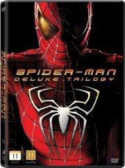 spiderman 1-3 trilogy boks - DVD