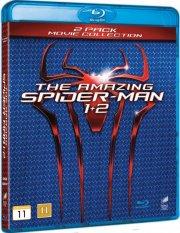 the amazing spider-man 1+2 boks - Blu-Ray