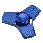 metal fidget spinner - blå - Diverse