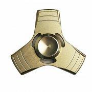 metal fidget spinner - guld - Diverse