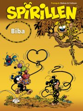 spirillen: biba - Tegneserie