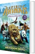 spirit animals 1: påkaldelsen - bog