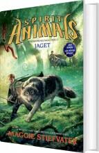 spirit animals 2: jaget - bog