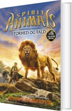 spirit animals 6: storhed og fald - bog