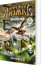 spirit animals 7: evigtræet - bog
