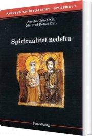 spiritualitet nedefra - bog