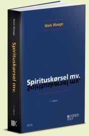 spirituskørsel mv - bog