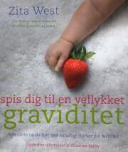 spis dig til en vellykket graviditet - bog